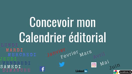 Calendrier Editorial Modele.Calendrier Editorial Modele Socialmedia Cm